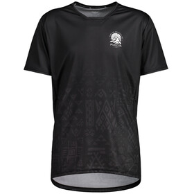 Maloja GuaudM. Multi 1/2 Short Sleeve Multisport Jersey Men moonless
